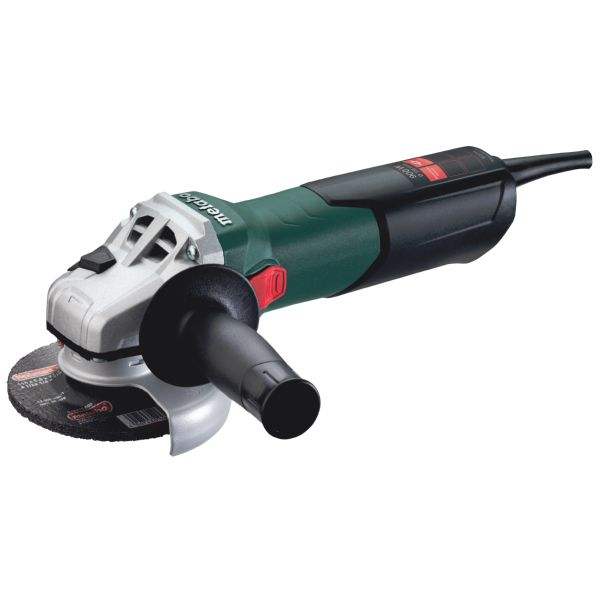 AMOLADORA ANGULAR METABO W9-125 900W QUICK NEW