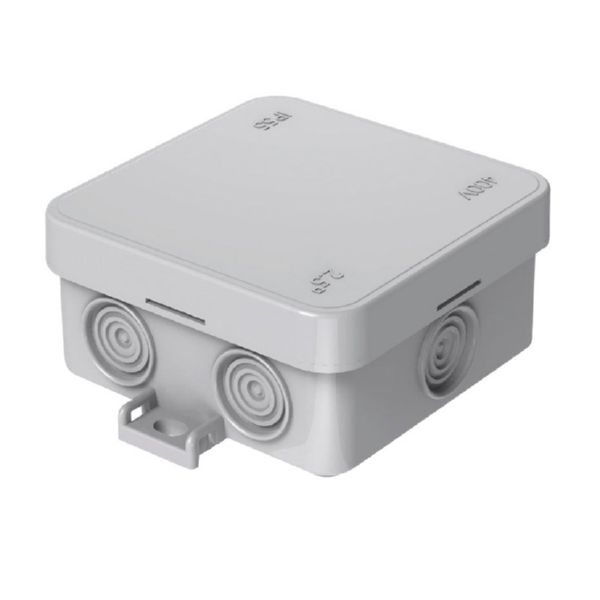 CAJA EMPALME MINI ESTANCA IP65 75X7