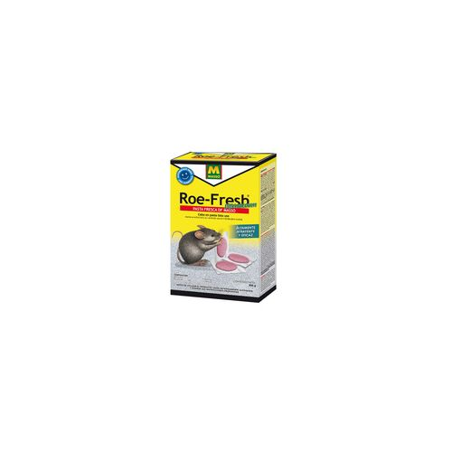 CEBO ROE-FRESH RATICIDA 200GR