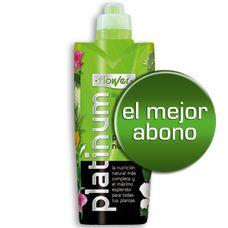 FLOWER ABONO LÍQUIDO PLATINUM-10 300 ml PODER NUTRITIVO