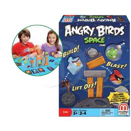 JUEGO ANGRY BIRDS IN SPACE