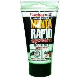 MONTA RAPID EXPRESS INVISIBLE 10s 150ML
