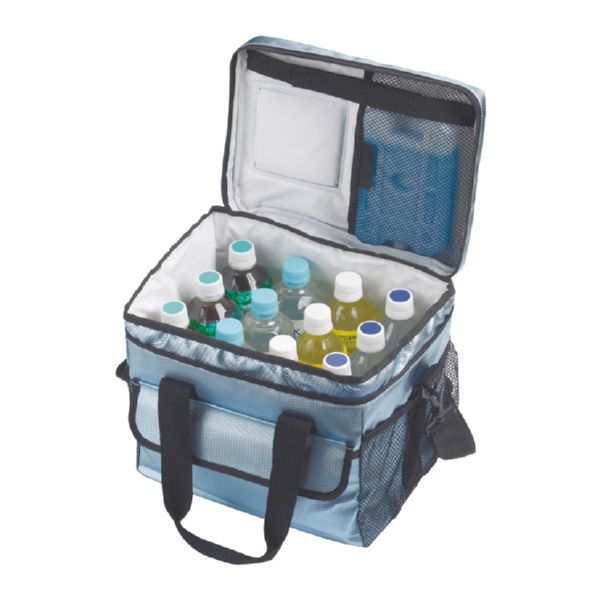 NEVERA FLEXIBLE 15 L. AZUL