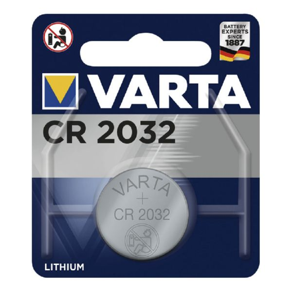 PILA CR2032 LITIO 3V VARTA