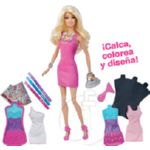 BARBIE MIL DISEÑOS CREA LA MODA FASHION DESIGN