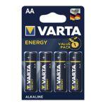 BL.4 PILAS ALC. VARTA ENERGY LR06 A