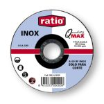 DISCO CORTE INOX/METAL 125mm
