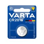 PILA CR2016 LITIO 3V VARTA
