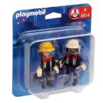 PLAYMOBIL DUO PACK 2 BOMBEROS 4914